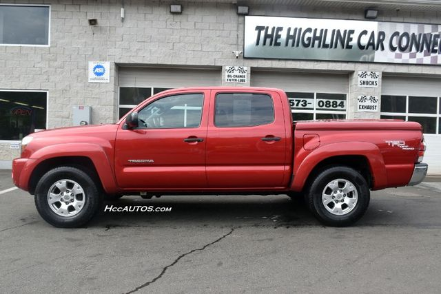 2011 Toyota Tacoma 4WD Double V6 AT Waterbury, Connecticut 2