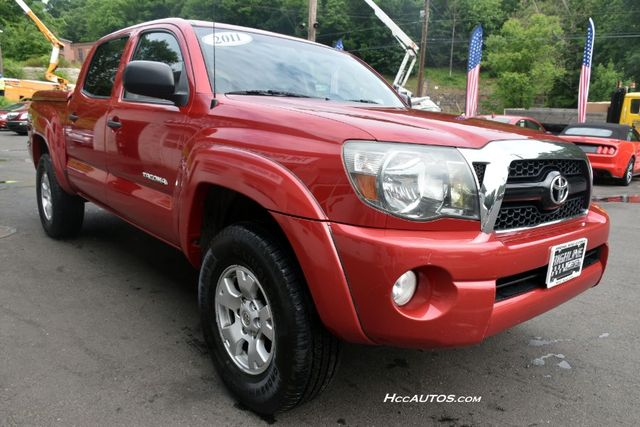 2011 Toyota Tacoma 4WD Double V6 AT Waterbury, Connecticut 6