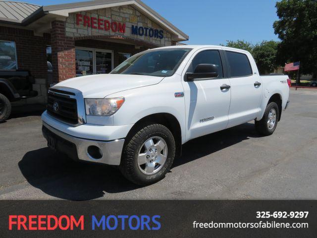 2011 Toyota Tundra SR5 4x4 TRD   Abilene, Texas   Freedom Motors  in Abilene,Tx Texas