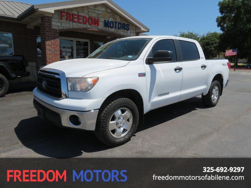 2011 Toyota Tundra SR5 4x4 TRD | Abilene, Texas | Freedom Motors  in Abilene Texas