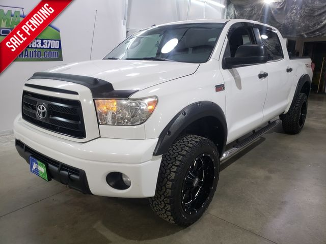 2011 Toyota Tundra Crew Max Rock Warrior in Dickinson, ND 58601