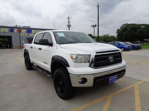 2011 Toyota Tundra CREWMAX SR5 in Houston