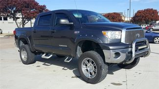 2011 Toyota Tundra Limited LIFT/CUSTOM WHEELS AND TIRES in McKinney Texas, 75070