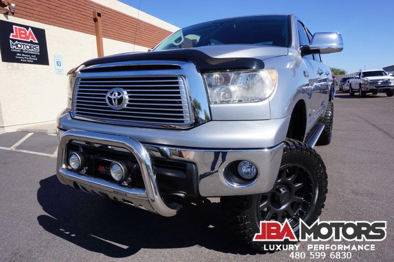 2011 Toyota Tundra 4x4 Crew Max 4WD 5.7L LOW MILES LIFTED CREWMAX | MESA, AZ | JBA MOTORS in MESA AZ