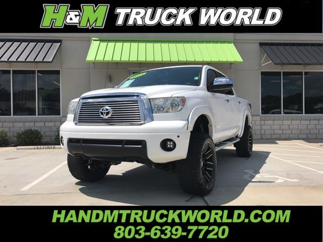 2011 Toyota Tundra Limited 4X4 *LUCCHESE EDITION* LIFTED AND BADD