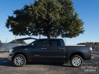 2011 Toyota Tundra Crew Max LTD 5.7L V8 4X4 in San Antonio Texas, 78217