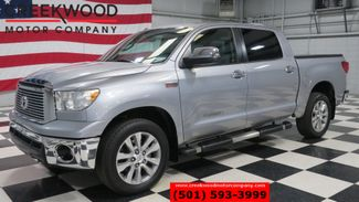 2011 Toyota Tundra Platinum Limited 4x4 1 Owner Nav Roof Tv Dvd CLEAN in Searcy, AR 72143