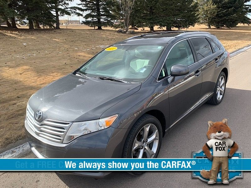 2011 Toyota Venza 4d SUV AWD V6  city MT  Bleskin Motor Company   in Great Falls, MT
