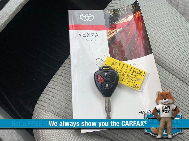 2011 Toyota Venza 4d SUV AWD V6  city MT  Bleskin Motor Company   in Great Falls, MT