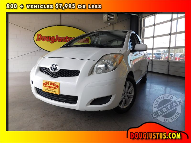 2011 Toyota Yaris   city TN  Doug Justus Auto Center Inc  in Airport Motor Mile ( Metro Knoxville ), TN