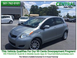 2011 Toyota Yaris    Hot Springs, AR   Central Auto Sales in Hot Springs AR