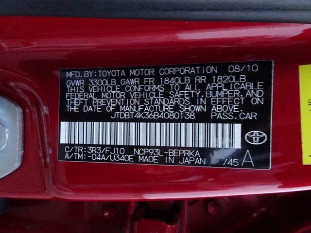 2011 Toyota Yaris Base Madison, NC 36