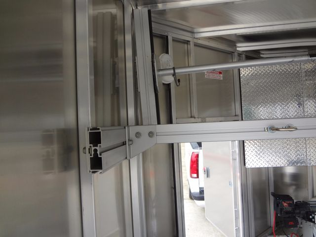 2011 Trailex CTE-80180 Enclosed Aluminum Trailer Austin , Texas 7