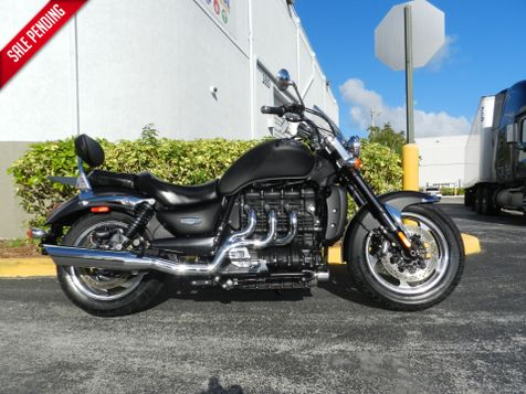 2011 Triumph Rocket III Roadster in Hollywood, Florida