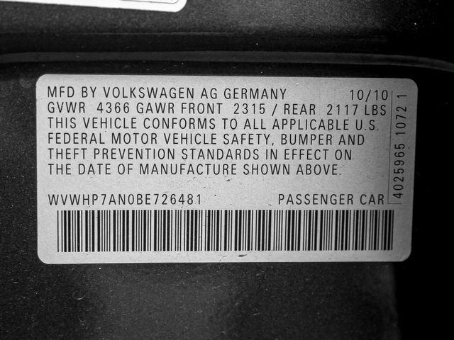 2011 Volkswagen CC Lux Plus Burbank, CA 27