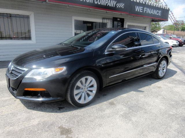 2011 Volkswagen CC sport, PRICE SHOWN IS THE DOWN PAYMENT south houston, TX 1