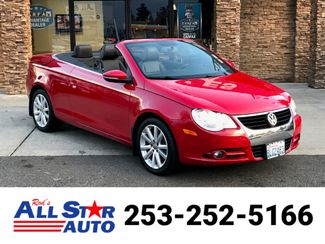 2011 Volkswagen Eos Komfort Edition in Puyallup Washington, 98371