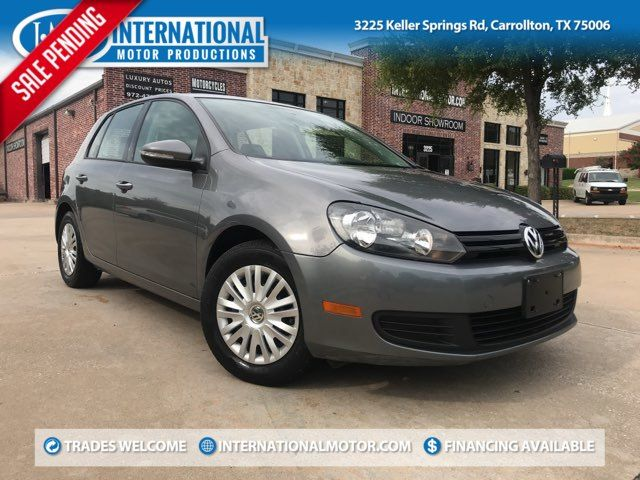 2011 Volkswagen Golf ONE OWNER