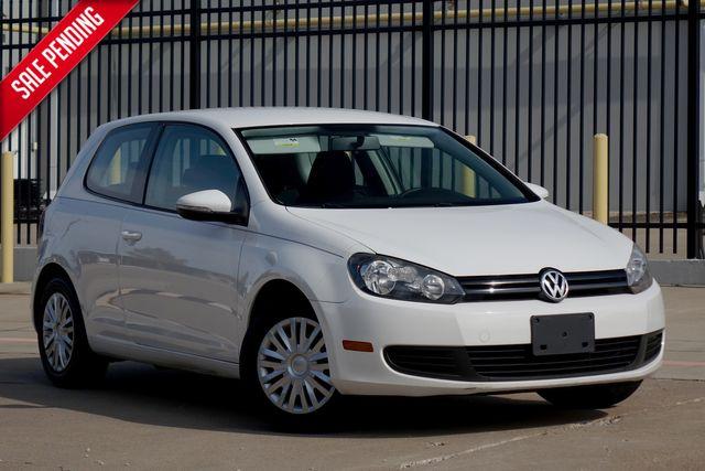 2011 Volkswagen Golf 2.5* Auto* Only 88k mi** Ez Finance** | Plano, TX | Carrick's Autos in Plano TX