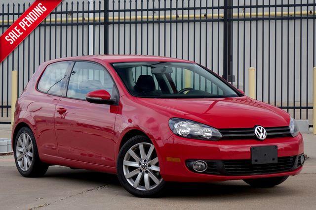 2011 Volkswagen Golf TDI*Only 64k* | Plano, TX | Carrick's Autos in Plano TX