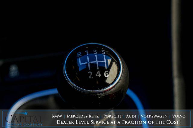 2011 Volkswagen Golf TDI Clean Diesel Hatchback w/6-Speed Manual, Premium Audio, Sport Seats and Gets 40+ MPG in Eau Claire, Wisconsin 54703