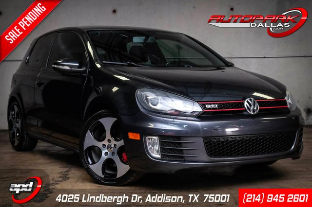 2011 Volkswagen GTI w/ Nav, Sunroof & Upgrades