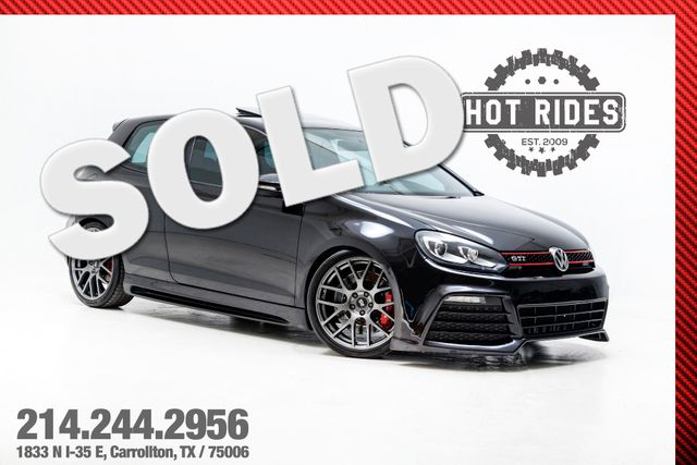 2011 Volkswagen GTI Autobahn APR Stage 3 With MAny Upgrades