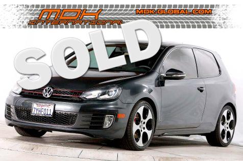 2011 Volkswagen GTI Autobahn - Manual - Leather  in Los Angeles
