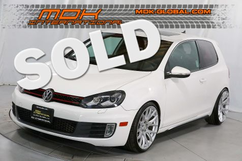2011 Volkswagen GTI - Manual - Sunroof - Navigation - APR in Los Angeles