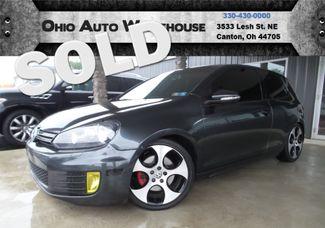 2011 Volkswagen GTI TURBO Sunroof  Manual Trans Cln Carfax We Finance | Canton, Ohio | Ohio Auto Warehouse LLC in Canton Ohio