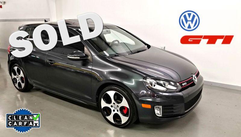2011 Volkswagen GTI w/Sunroof Navi CLEAN CARFAX  | Palmetto, FL | EA Motorsports in Palmetto FL