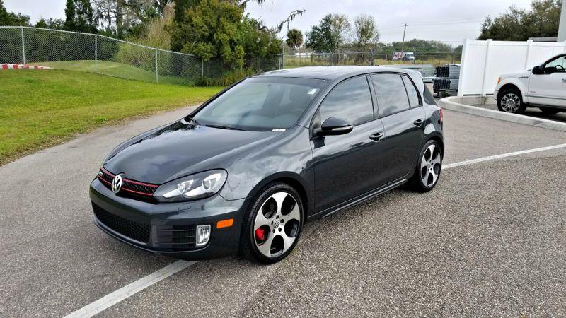 2011 Volkswagen GTI w/Sunroof Navi CLEAN CARFAX  | Palmetto, FL | EA Motorsports in Palmetto, FL