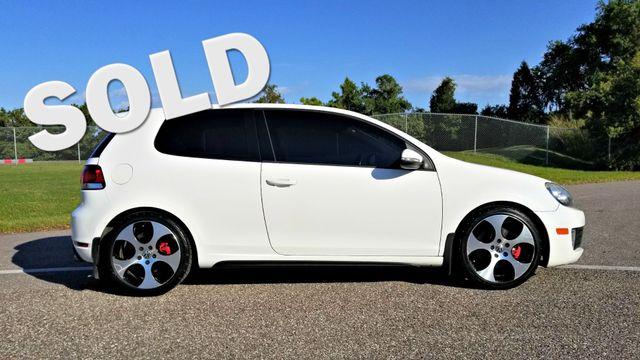 2011 Volkswagen GTI w/Sunroof PZEV COUPE TURBO | Palmetto, FL | EA Motorsports in Palmetto FL