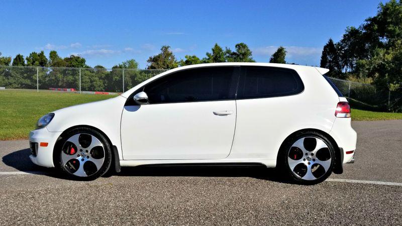 2011 Volkswagen GTI w/Sunroof PZEV COUPE TURBO | Palmetto, FL | EA Motorsports in Palmetto, FL