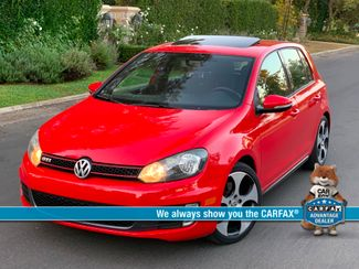 2011 Volkswagen GTI W/SUNROOF ALLOY WHLS AUTOMATIC 1-OWNER SERVICE RECORDS in Van Nuys, CA 91406