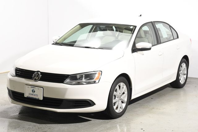 2011 Volkswagen Jetta SE w/Convenience PZEV