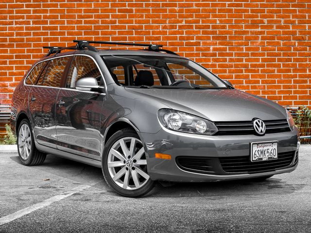 2011 Volkswagen Jetta SE Burbank, CA 1
