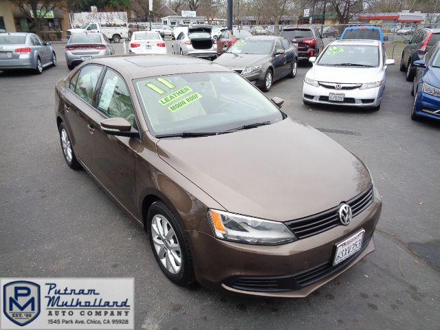 2011 Volkswagen Jetta SE w/Convenience &38; Sunroof PZEV in Chico, CA 95928
