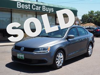 2011 Volkswagen Jetta SE w/Convenience & Sunroof PZEV Englewood, CO