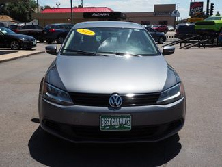 2011 Volkswagen Jetta SE w/Convenience & Sunroof PZEV Englewood, CO 1