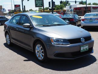 2011 Volkswagen Jetta SE w/Convenience & Sunroof PZEV Englewood, CO 2