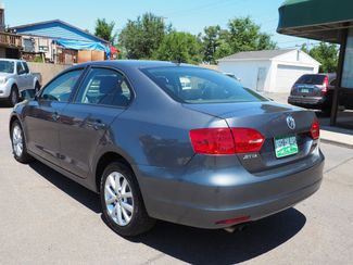 2011 Volkswagen Jetta SE w/Convenience & Sunroof PZEV Englewood, CO 7