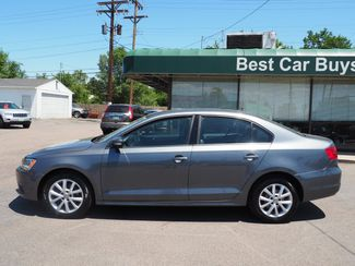 2011 Volkswagen Jetta SE w/Convenience & Sunroof PZEV Englewood, CO 8