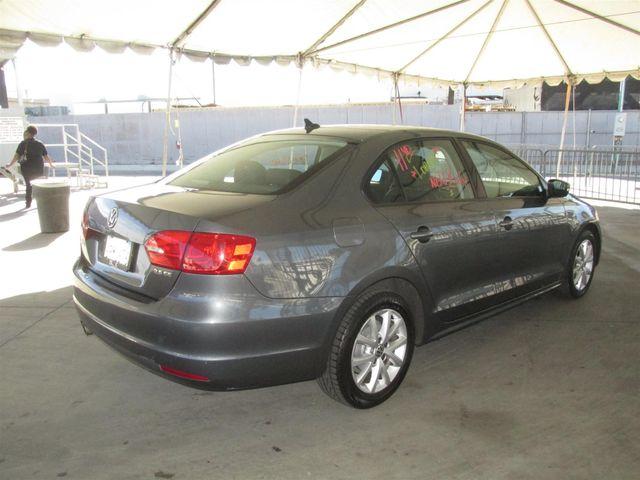 2011 Volkswagen Jetta SE w/Convenience & Sunroof PZEV Gardena, California 2