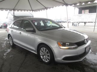 2011 Volkswagen Jetta SE w/Convenience PZEV Gardena, California 3