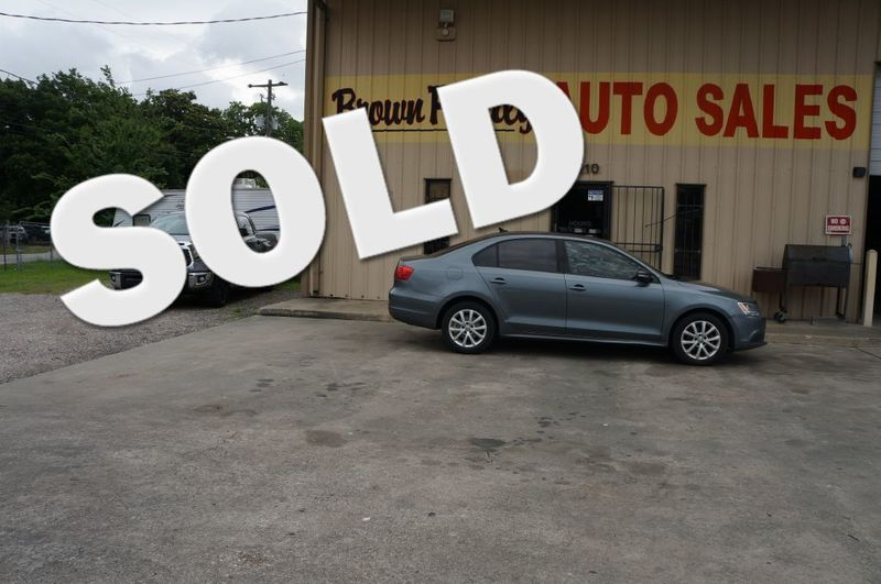 2011 Volkswagen Jetta SE w/Convenience & Sunroof | Houston, TX | Brown Family Auto Sales in Houston TX