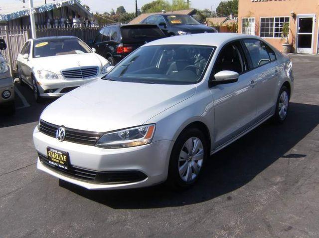 2011 Volkswagen Jetta SE PZEV Los Angeles, CA