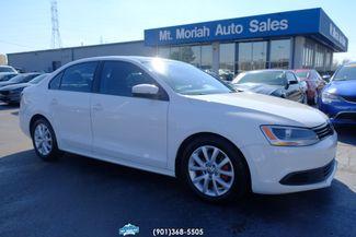 2011 Volkswagen Jetta SE w/Convenience &38; Sunroof in Memphis, Tennessee 38115