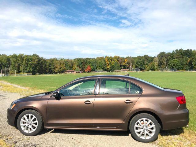 2011 Volkswagen Jetta SE w/Convenience & Sunroof PZEV Ravenna, Ohio 1