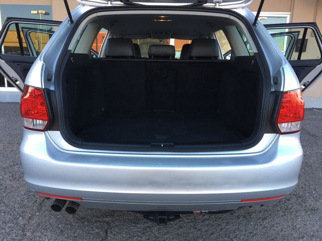 2011 Volkswagen Jetta TDI 3 MONTH/3,000 MILE NATIONAL POWERTRAIN WARRANTY Mesa, Arizona 11